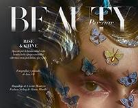 RISE & SHINE - Harper's Bazaar 2019