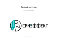 "Logo ""San-Effect"" LLC"