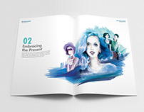 LTA Singapore Annual Report Pitch