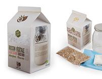 Packaging - Nature & Découvertes par Radis et Capucine