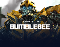 Transformers - Tribute to Bumblebee