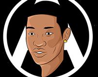 Alim X Logo
