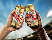 Castle Lager Relaunch - Outdoor