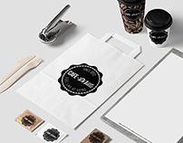 Cafe.Deville Brand Identity