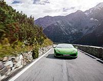 2014 LAMBORGHINI Huracan & FERRARI 458 Speciale