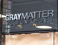 Logo: Gray Matter Museum of Art