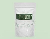 Crunch Packaging & Logo Design