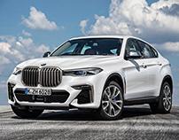 BMW X8 M850i 2022