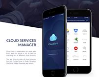 Mobile App - Cloud Sync