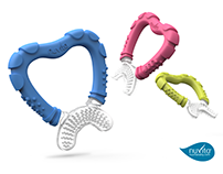 Nuvita | Teether 2in1