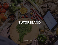 Tutorsband.com - online video platform