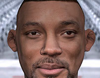 Consept 3D - Will Smith