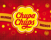 Chupa Chups: Facebook Cover Design