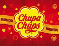 Chupa Chups: Facebook Cover Design