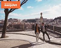 easyjet Lisbon
