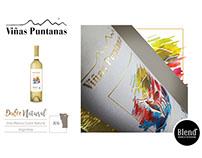 Proyecto Viñas Puntanas Dulce Natural