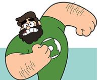 Cartooning 2015