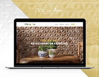Tok de Art - Website (2016)