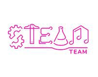 S.T.E.A.M. Team Logo