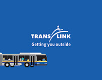 TransLink Campaign: Getting you outside