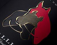 Sallinas Wine Label Design