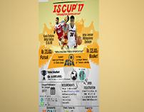 IS CUP'17 XBanner Design