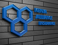 Kenya Alliance Insurance Logo Intro.