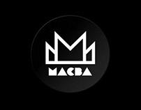Identidade visual Macba