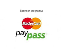 TV # Mastercard PayPass Sponsor Billboard