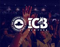 BRAND IDENTITY FOR RCCG ICB NEW YORK