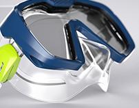 ScubaDiving Mask 100 - Decathlon⎪Subea