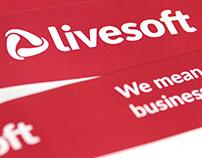 Livesoft brand update