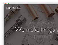 Website: LBP Mechanical