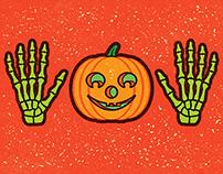 Halloween Pumpkin Surprise/Jazz Hands