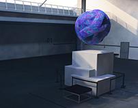 WARP-01 / VR game