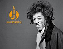 JIMI HENDRIX // MONOGRAMMA
