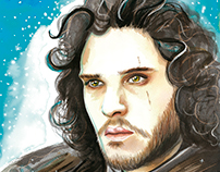 JON SNOW (ECOLIN)