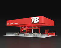 TB GROUP STAND - SICUR 20
