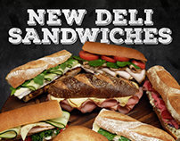 New sandwich push