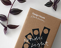 Design House Stockholm / Visual identity