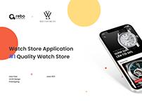 WATCHSTORE | #1 WATCH SHOPPING APPLICATION
