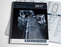 Liebherr catalog data merge