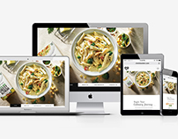 Chef's Basket Website Development