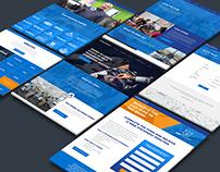 Dining Alliance Website Design