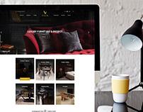 Yılka Mobilya Web Arayüz Tasarımı