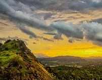 Seven Postcards from Dambulla