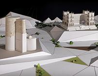 EXPO 2015 Azerbaijan Pavilion - Paper World