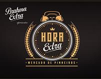 Brahma Extra apresenta Hora Extra em São Paulo