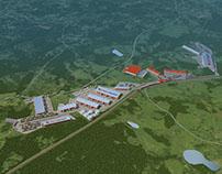 RSEZ center visualization & presentation