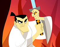 Samurai Jack + Video